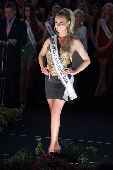 Miss West Virginia USA 2014