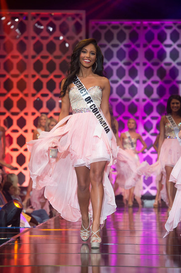 Miss District Of Columbia TEEN USA 2014