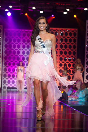 Miss Oregon TEEN USA 2014