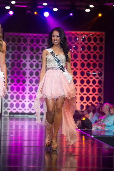Miss Washington TEEN USA 2014