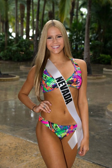 Miss Nevada TEEN USA 2014