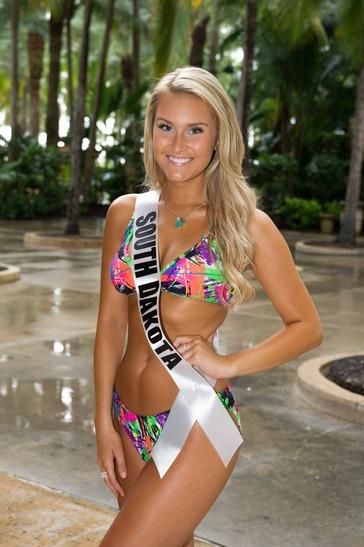 Miss South Dakota TEEN USA 2014