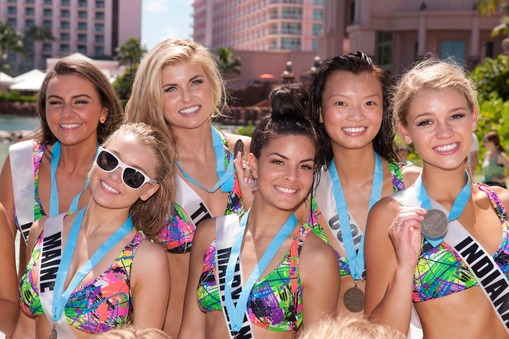 Miss Indiana TEEN USA 2014