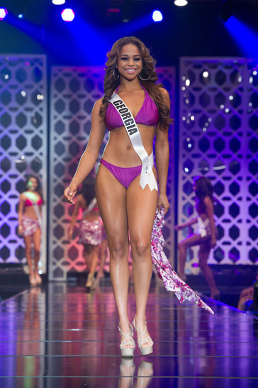 Miss Georgia TEEN USA 2014