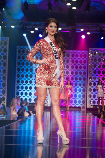 Miss Arkansas TEEN USA 2014