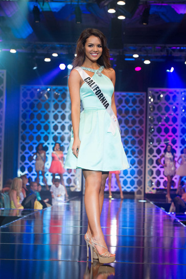 Miss California TEEN USA 2014