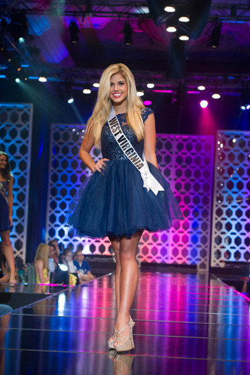 Miss West Virginia TEEN USA 2014