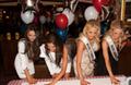 2012 MISS USA - Buca di Beppo