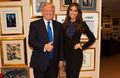 Gabriela Isler Meets Donald Trump