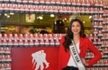 Miss Teen USA 2015 volunteers for Wounded Warriors
