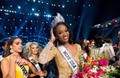 Miss USA Crowning Moment