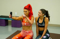 Workout with Eva Marie