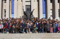 Step Up Connections Conference at Columbia Univers