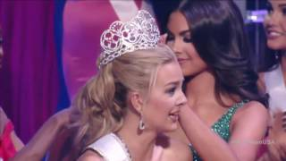 Karlie Hay from Texas is crowned Miss Teen USA 2016