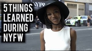 5 Things Miss USA 2016 Deshauna Barber Learned at NYFW