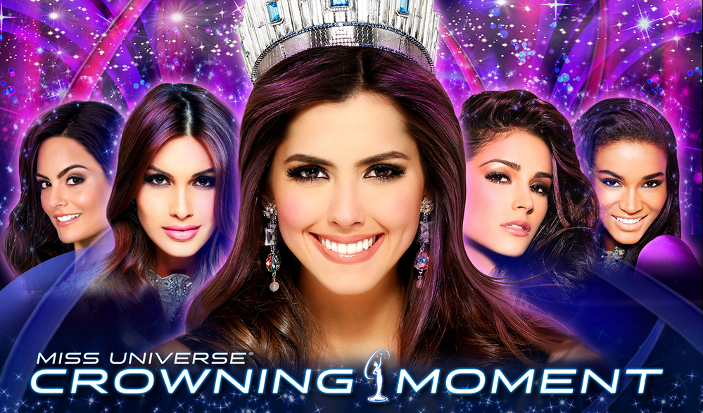 crowning moment online slot game miss universe and