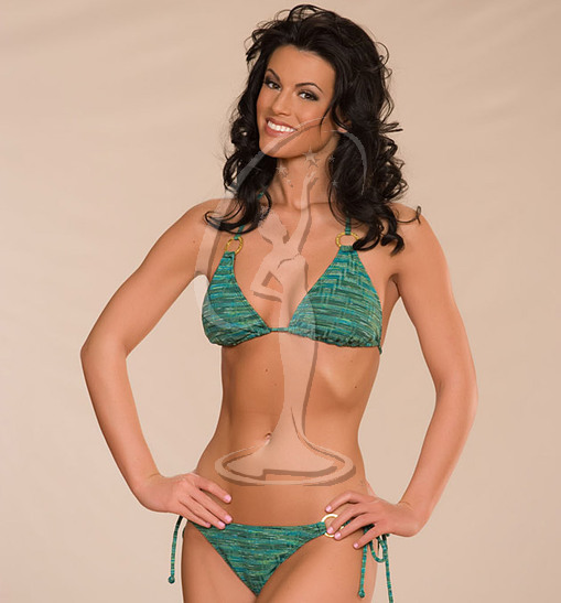 Miss Delaware USA Swimsuit