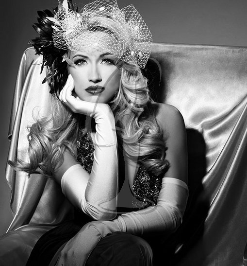 Miss Wisconsin USA Glam Shot