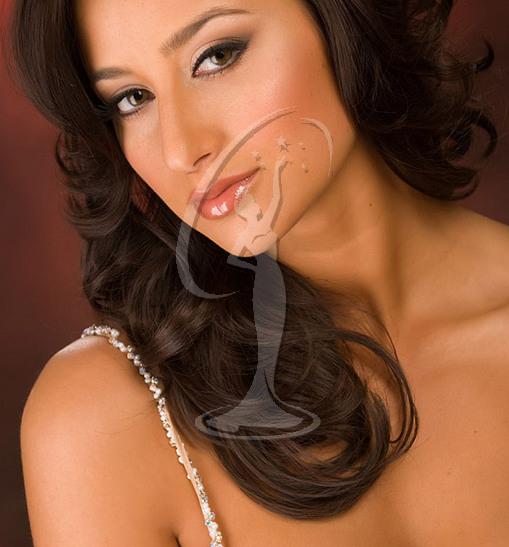 Miss Alabama USA Close Up