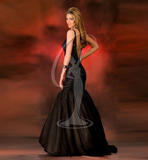Miss Tennessee USA Evening Gown