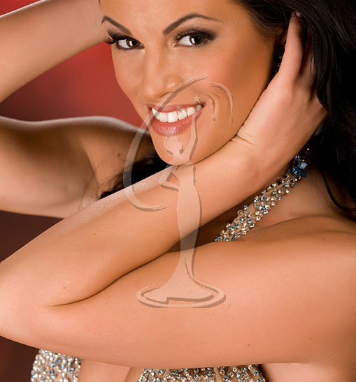 Miss Delaware USA Close-Up