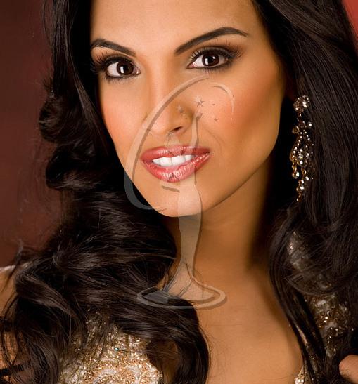 Miss Indiana USA Close Up