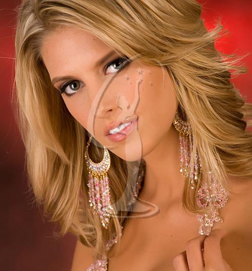 Miss Iowa USA Close Up