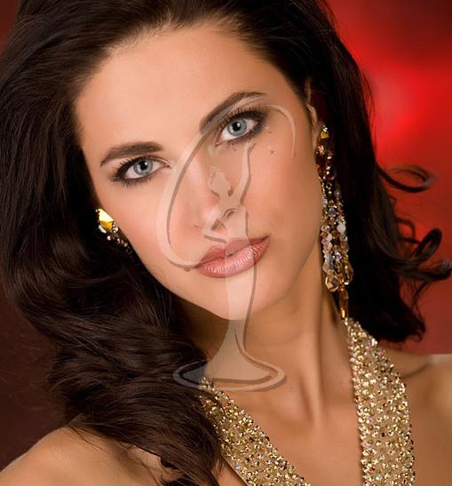 Miss Kansas USA Close Up