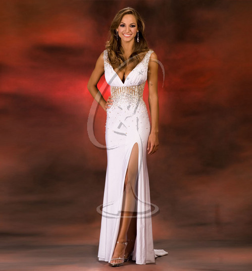 Miss Kentucky USA Evening Gown
