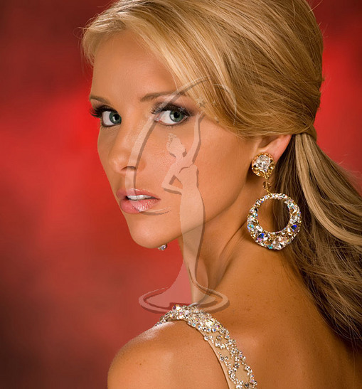 Miss Louisiana USA Close Up