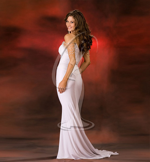 Miss Mississippi USA Evening Gown