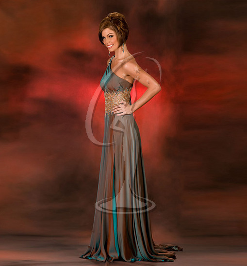 Miss Missouri USA Evening Gown
