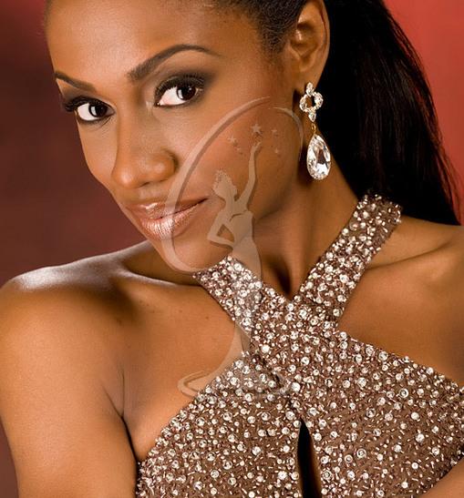 Miss New Jersey USA Close-Up