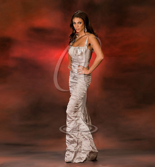 Miss New Mexico USA Evening Gown