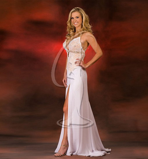 Miss Pennsylvania USA Evening Gown