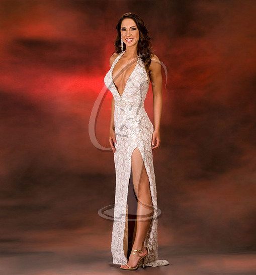 Miss South Dakota USA Evening Gown