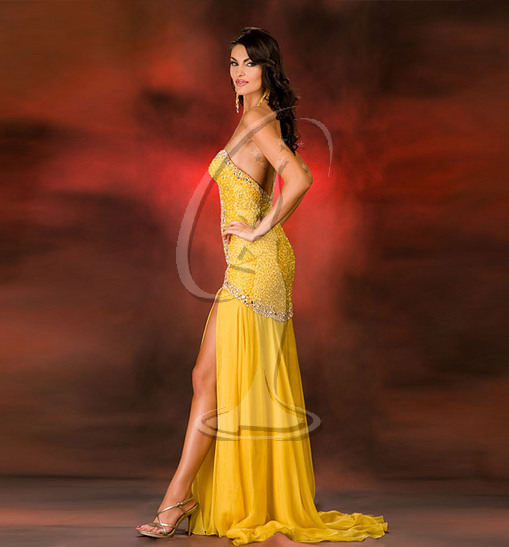 Miss Utah USA Evening Gown