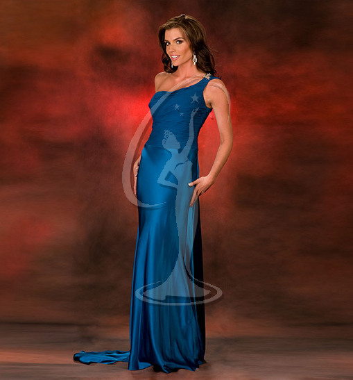 Miss Washington USA Evening Gown