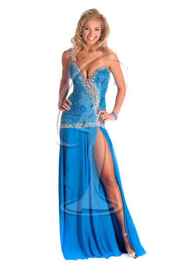 Miss Alabama USA 2010 - Evening Gown
