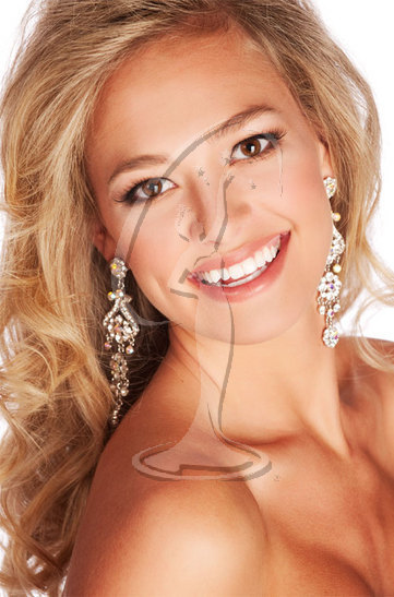 Miss Alabama USA 2010 - Close-up