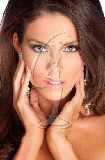Miss Arkansas USA 2010 - Close-up