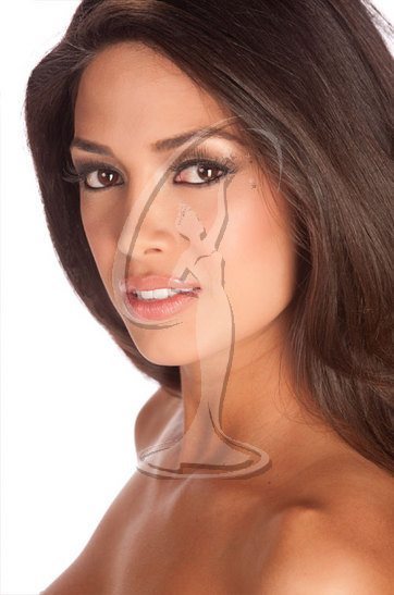 Miss California USA 2010 - Close-up