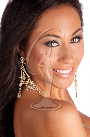 Miss Hawaii USA 2010 - Close-up