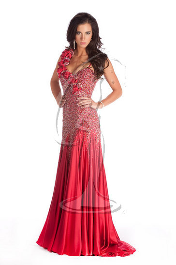 Miss Illinois USA 2010 - Evening Gown