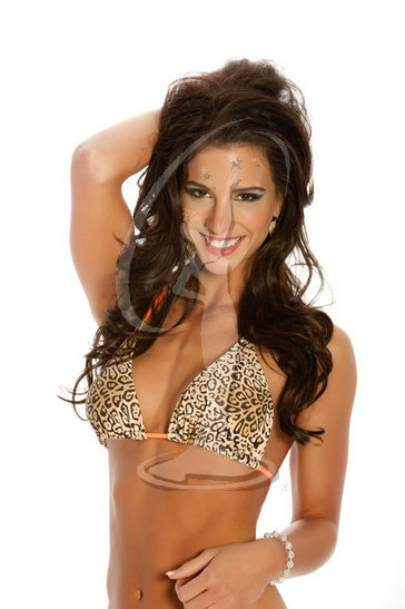 Miss Illinois USA 2010 - Swimsuit