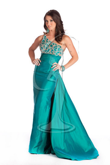 Miss Indiana USA 2010 - Evening Gown