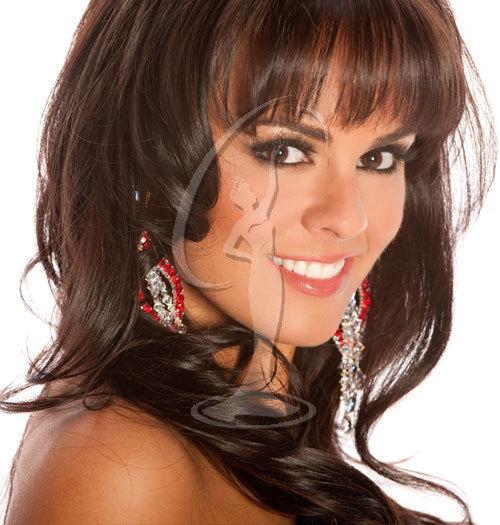 Miss Louisiana USA 2010 - Close-up