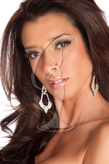 Miss Maryland USA 2010 - Close-up