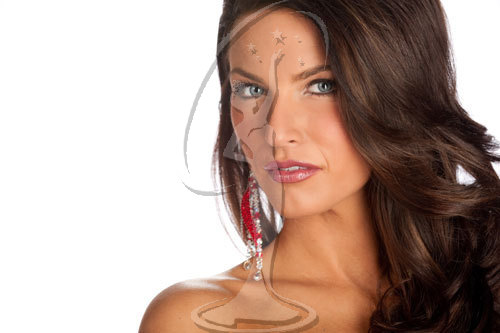 Miss Missouri USA 2010 - Close-up