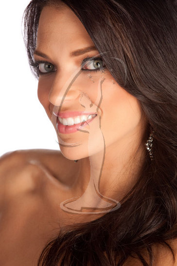 Miss Nevada USA 2010 - Close-up
